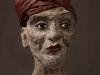Kopf mit Turban